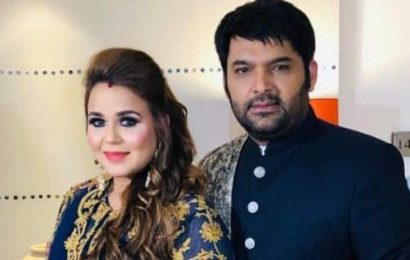 Kapil Sharma's apology post for wife Ginni Chatrath on their wedding anniversary has a laughter punch — view post