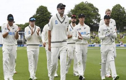 NZ vs WI first Test | New Zealand pushes for win stalled by West Indies' pair