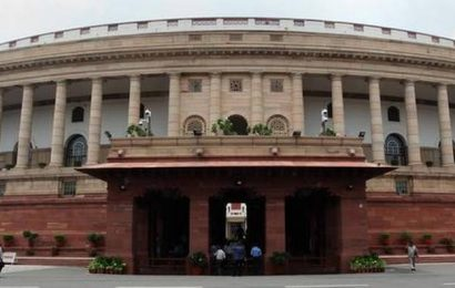 No winter session of Parliament, government suggests convening budget session in January 2021