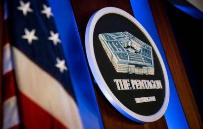 Pentagon okays top civilians, military for shots