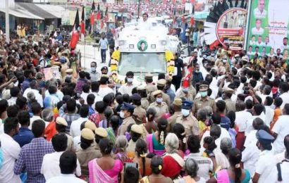 TN CM announces Rs 2,500 for all rice cardholders as Pongal gift
