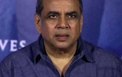 Paresh Rawal hates double-meaning comedy: These days, you can't tell when a nude scene might show up in a movie