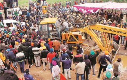 In Patiala, farmer leaders vow to intensify protests