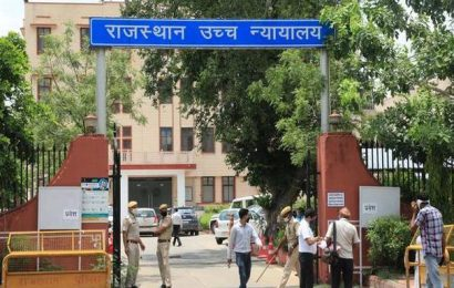 Sanjeevani society scam case   Rajasthan High Court issues notice to Union Minister Shekhawat, his wife