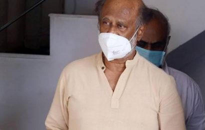 Rajinikanth's 'Annaatthe' shoot postponed after few crew members test positive for coronavirus