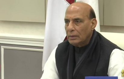 Maritime security, cyber-related crimes, terrorism main challenges for ASEAN: Rajnath Singh