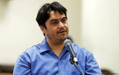 Ruhollah Zam: Iran executes blogger who inspired protests