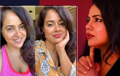 These mindful tips from Sameera Reddy's Instagram will make your day