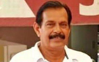 Radhakrishnan is new National chief coach