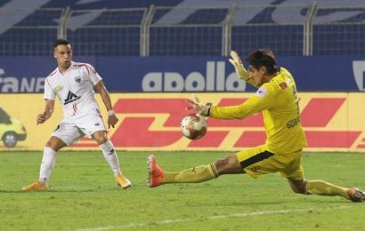 ISL 2020 | Machado stars as NEUFC share honours with BFC