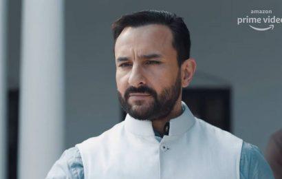 Tandav teaser: Saif Ali Khan leads the multi-player game of power and politics