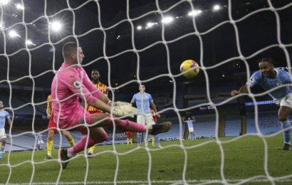 EPL: City struggle in attack again in 1-1 draw, Chelsea taste 2nd defeat in 4 days
