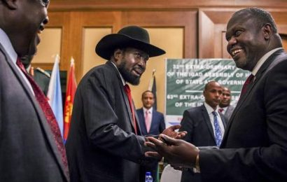 U.N. experts say South Sudan's latest peace effort has stalled