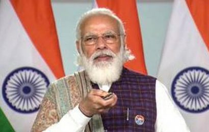 We can't build coming century with last century laws: PM Narendra Modi