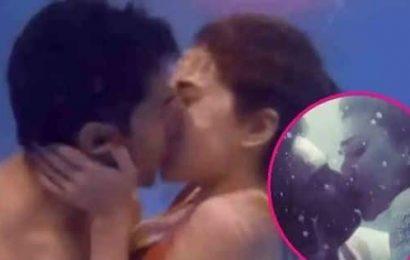 From Varun Dhawan-Sara Ali Khan to Sushant Singh Rajput-Kriti Sanon: 5 Bollywood jodis who performed steamy underwater kissing scenes