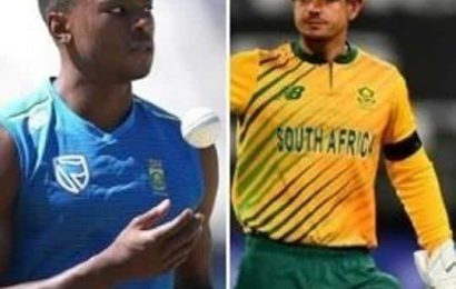 South Africa vs England: Skipper Quinton de Kock, Kagiso Rabada up for English challenge at home