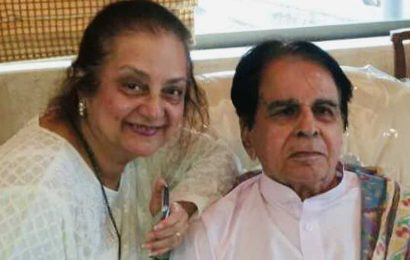 Saira Banu reveals Dilip Kumar is 'not too well', says she takes care of him out of love and not to earn praises