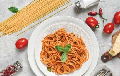 Spaghetti al Pomodoro, anyone?