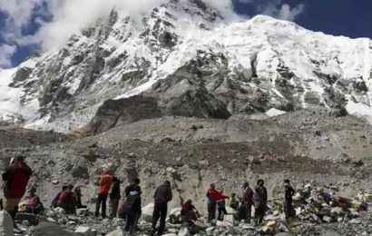 Centre to help study climate crisis impact on Himalayas
