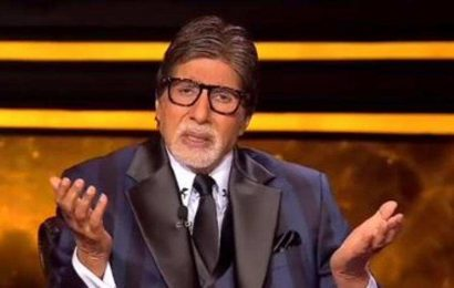 When Amitabh Bachchan lied about killing a snake, paraded it around school, got thrashed by the principal