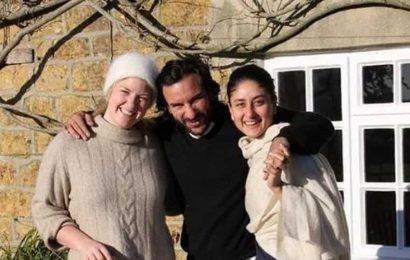 Mom-to-be Kareena Kapoor shares throwback pic from UK holiday with Saif Ali Khan, wishes friend