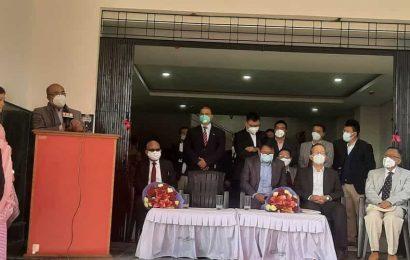 Manipur CM inaugurates 100-bed 'dedicated Covid block' at JNIMS in Imphal
