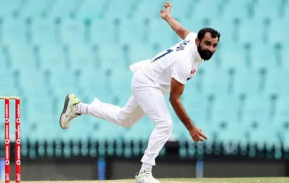 India vs Australia: Mohammed Shami ruled out of remaining three Tests due to fractured arm