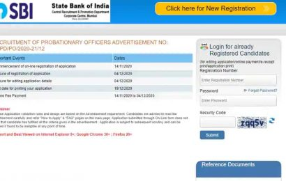 SBI PO Recruitment 2020: Registration to fill 2000 vacancies ends today, here's direct link to apply online