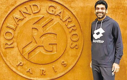 An unusual world trip:How India's tennis pros made their way around this year