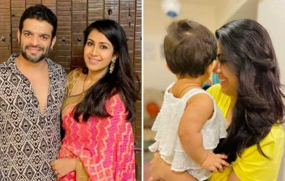 Ankita Bhargava shares her struggle with 'mom guilt': 'I have to fight it outta my system every single day'