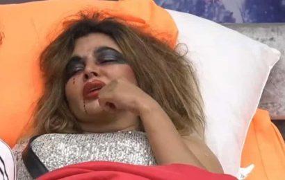 Bigg Boss 14 promo: Rakhi Sawant 'haunts' the house as Julie, declares war against Jasmin Bhasin