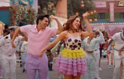Mirchi Lagi Toh teaser: Varun Dhawan, Sara Ali Khan give modern upgrade to Govinda-Karisma Kapoor's Coolie No 1 song
