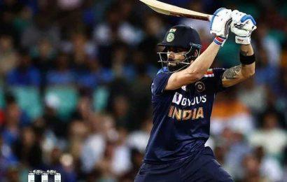 ICC ODIRankings: Virat Kohli maintains top-spot, Pandya enters top-50