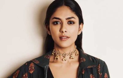 Mrunal Thakur: I've never done a comedy before, I feel it's the toughest beat to crack for an actor