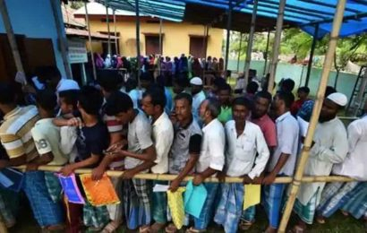 4,800 ineligible people in updated NRC, HCinformed