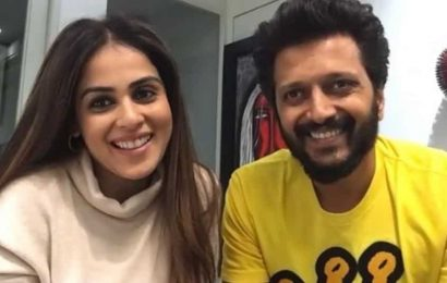 Genelia D'Souza says husband Riteish Deshmukh 'knows very well that happy wife means happy life'