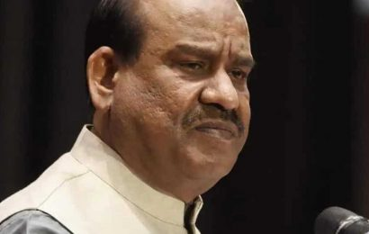 Lok Sabha speaker Om Birla seeks probe into Karnataka MLC's death