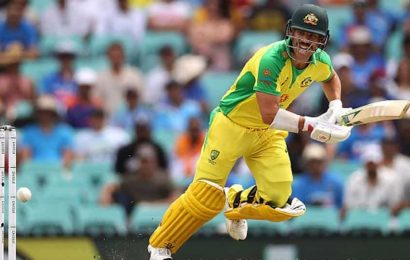 'Despite losing series, I couldn't be any happier for this guy': David Warner's tweet for promising India quick wins hearts