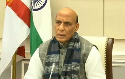 Nature of threats, wars is changing: Rajnath Singh