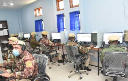 Emergency response support system launched in Manipur