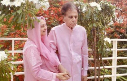 Happy Birthday Dilip Kumar: When Saira Banu said she 'got sort of used to' other women vying for his attention, even on their engagement
