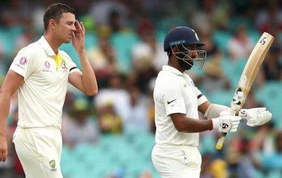 India vs Australia: 'Pujara faced lot of balls' – Hazlewood explains why Aussie pacers struggled in 2018
