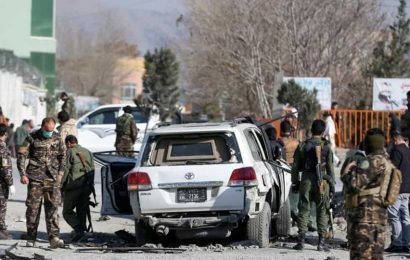 Car bomb kills 8 in Afghanistan's Kabul: Officials