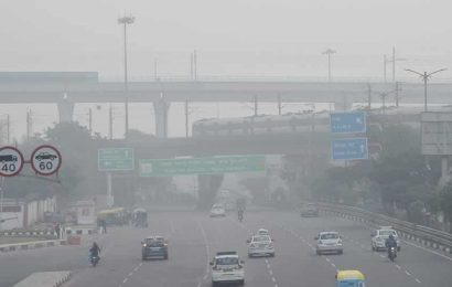 Bad-air law drafted, cleared in less than a week