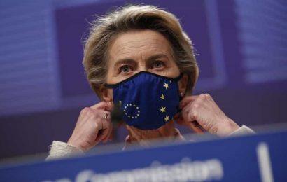 EU's Ursula von der Leyen says Brexit deal 'fair, balanced and right'