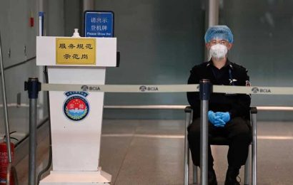 Use diapers to cut down toilet visit, China tells flight cabin crew