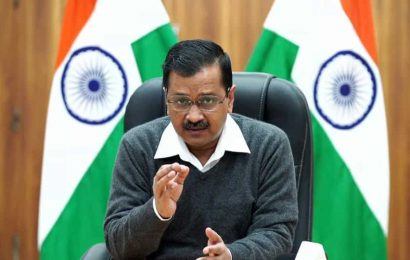 Third wave of Covid-19 under control but don't be complacent, warns Delhi CM Kejriwal
