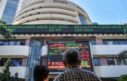 Foreign investors stock up on Indian equities with record net inflow