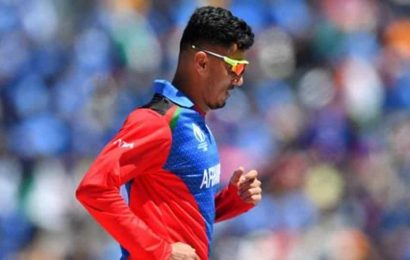BBL 2020:Top Afghan spinner in hospital after testing positive for Covid-19