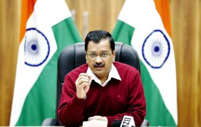 Suspend air travel from UK: Arvind Kejriwal urges Centre over new Covid-19 strain
